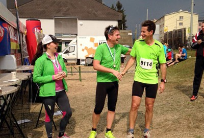 Halbmarathon Graz